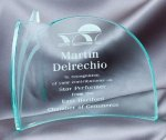 Rising Star Corporate Plaques Arch Awards