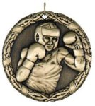 Boxing Medal Boxing Trophy Awards