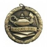Honor Roll Medal Education Trophy Awards