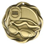 Fusion Medal  - Swim Swimming Trophy Awards