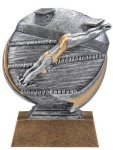 Motion X 3-D -Swimming Female  Swimming Trophy Awards