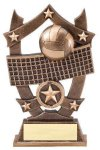 3D Sport Stars -Volleyball Volleyball Trophy Awards