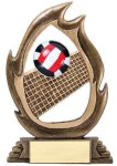 Flame Series -Volleyball Volleyball Trophy Awards