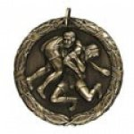 Wrestling Medal Wrestling Trophy Awards